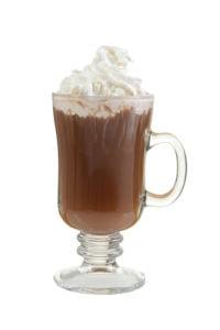 Hot Chocolate with Amaretto