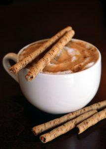 Hot Chocolate with Kahlua